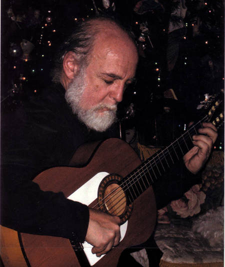 James MacColl, Flamenco guitar instructor